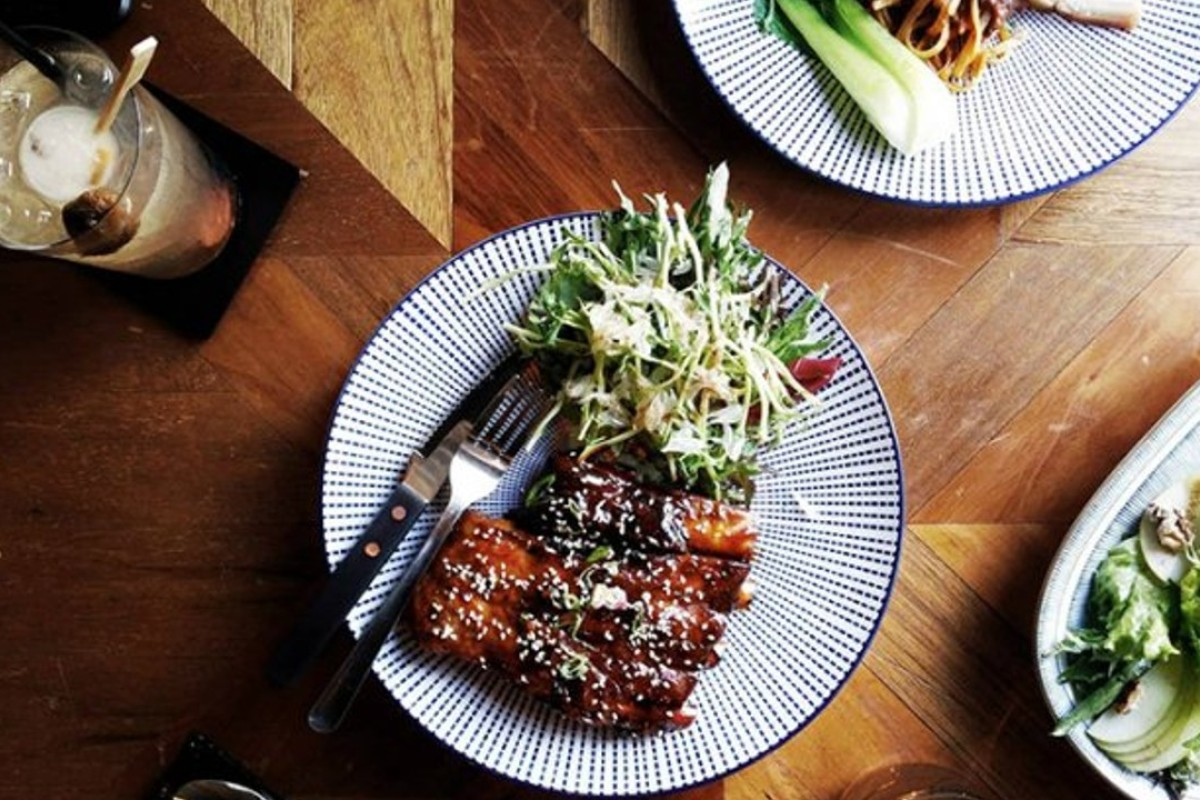 8haus, which serves a variety of pork dishes – notably its popular pork ribs – is one of Kuala Lumpur's newly opened restaurants. Photo: Buro 24/7