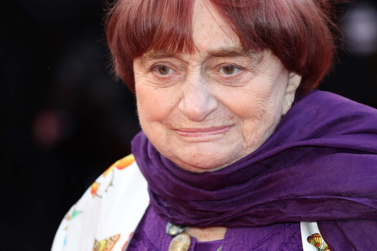 French director Agnes Varda. Picture: AFP