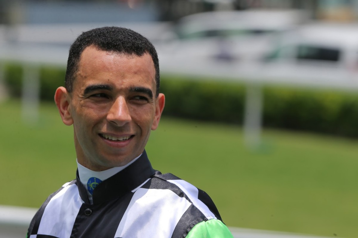 Joao Moreira. Photos: Kenneth Chan