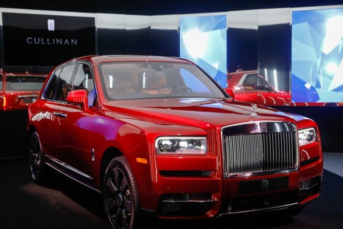 A Rolls-Royce Cullinan SUV – named after the largest diamond ever found – was designed with a market such as Canada in mind, which has harsher climates, rougher terrains and more adventurous drivers. Photo: Bloomberg