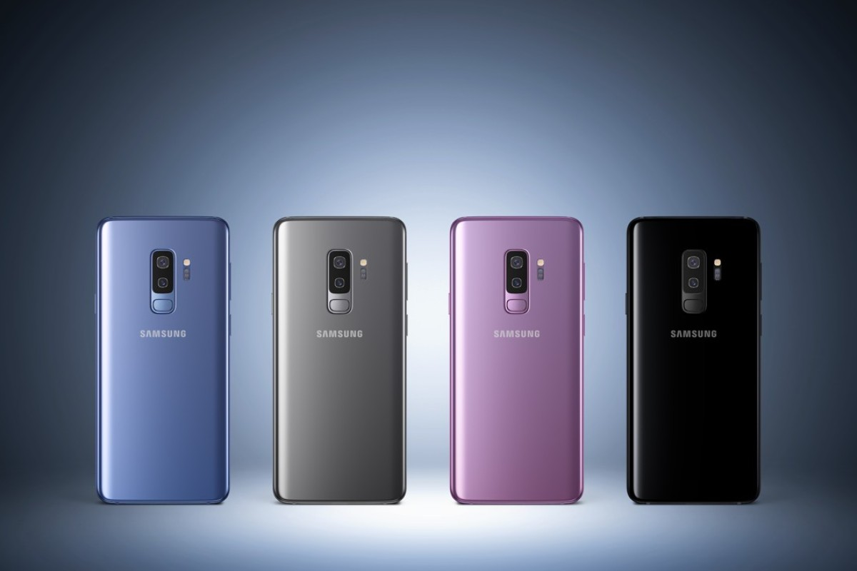 South Korean smartphone maker Samsung's flagship Galaxy S9 (above) could find itself quickly outdated with the arrival of the company's foldable phones as early as next year. Photo: Samsung
