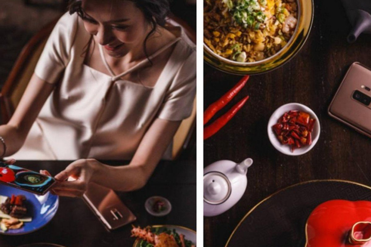 Diners at Ya Ge in Taipei's Mandarin Oriental hotel have access to Samsung's VR, AR and AI technologies to make their meals an immersive and multisensory experience.