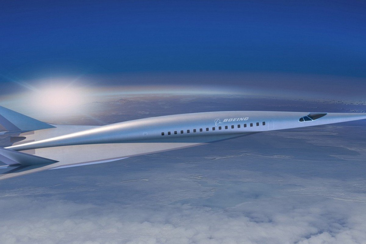 Boeing's hypersonic jet is said to be at least two decades away from taking to the skies.