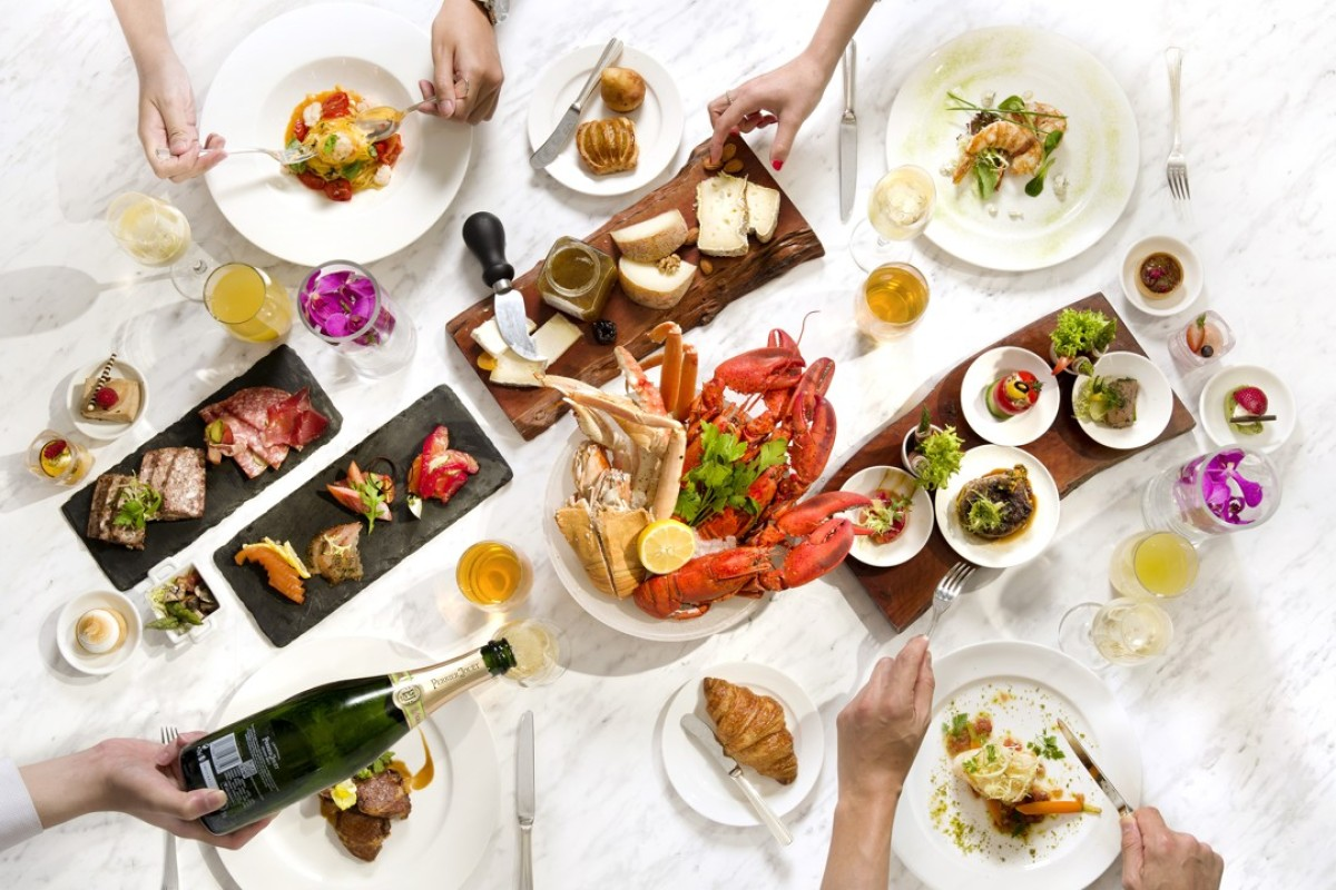 Champagne Brunch on the Eighth with Perrier-Jouët at Conrad Hong Kong is not to be missed.