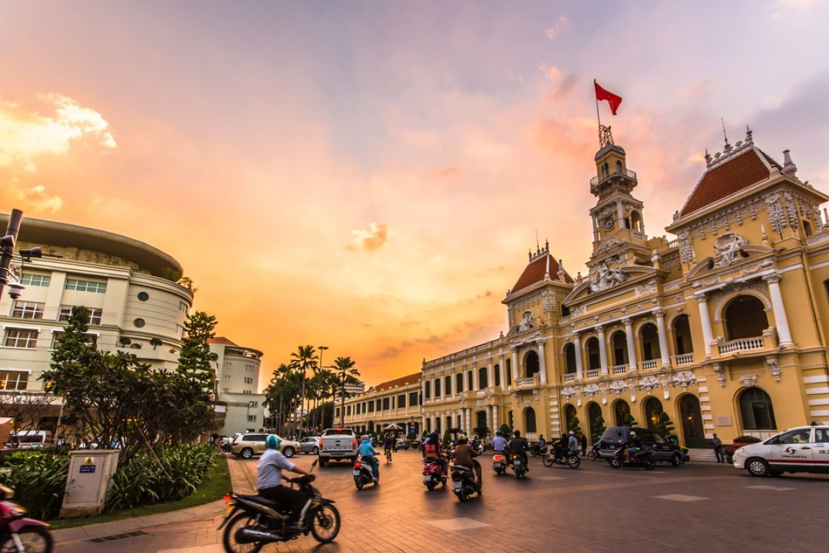 Vietnam's biggest metropolis, Ho Chi Minh City, hopes to triple Chinese tourist arrivals in the next two years.