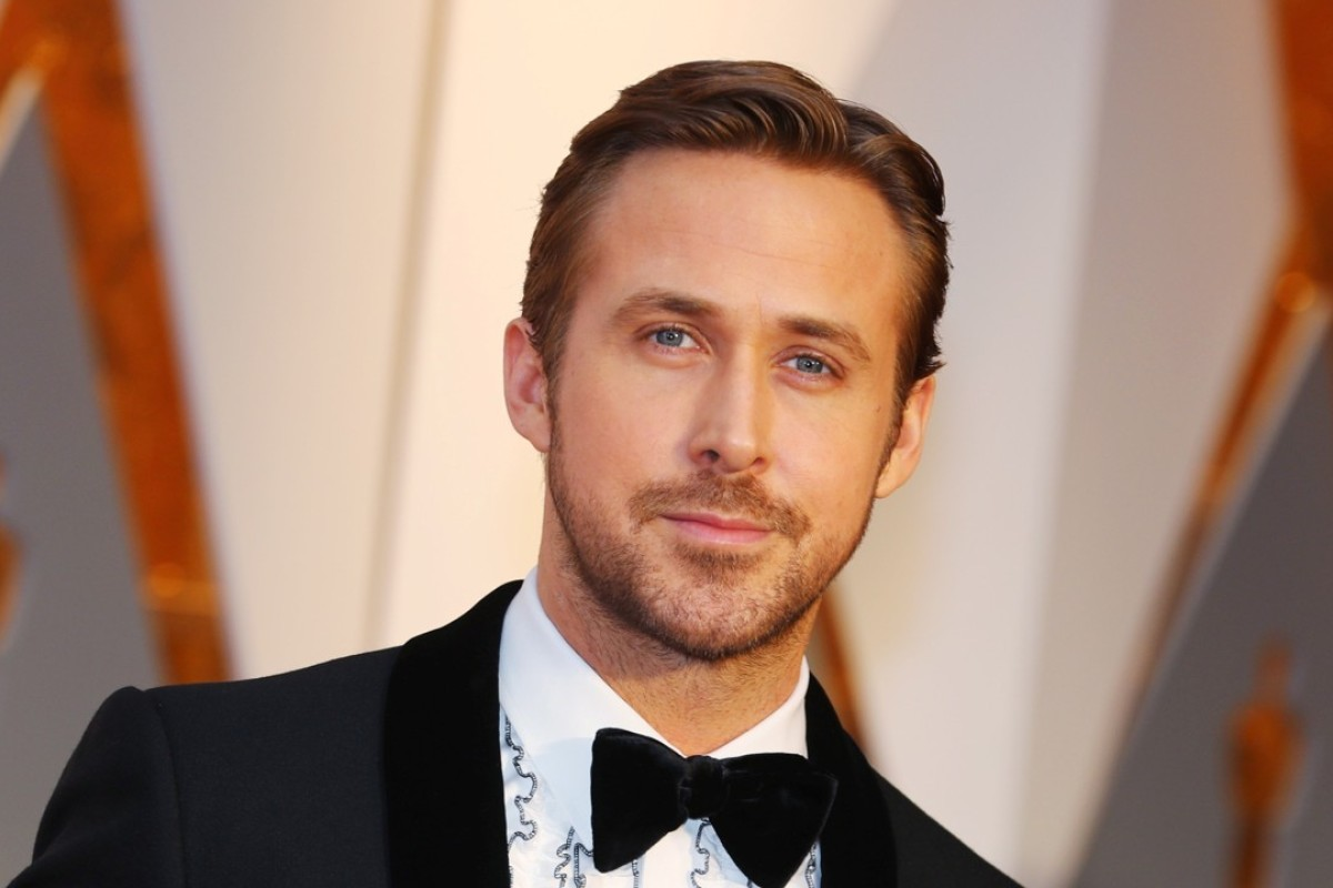 Ryan Gosling at the 89th Academy Awards. He plays Neil Armstrong in Damien Chazelle's 'First Man'. Photo: Reuters