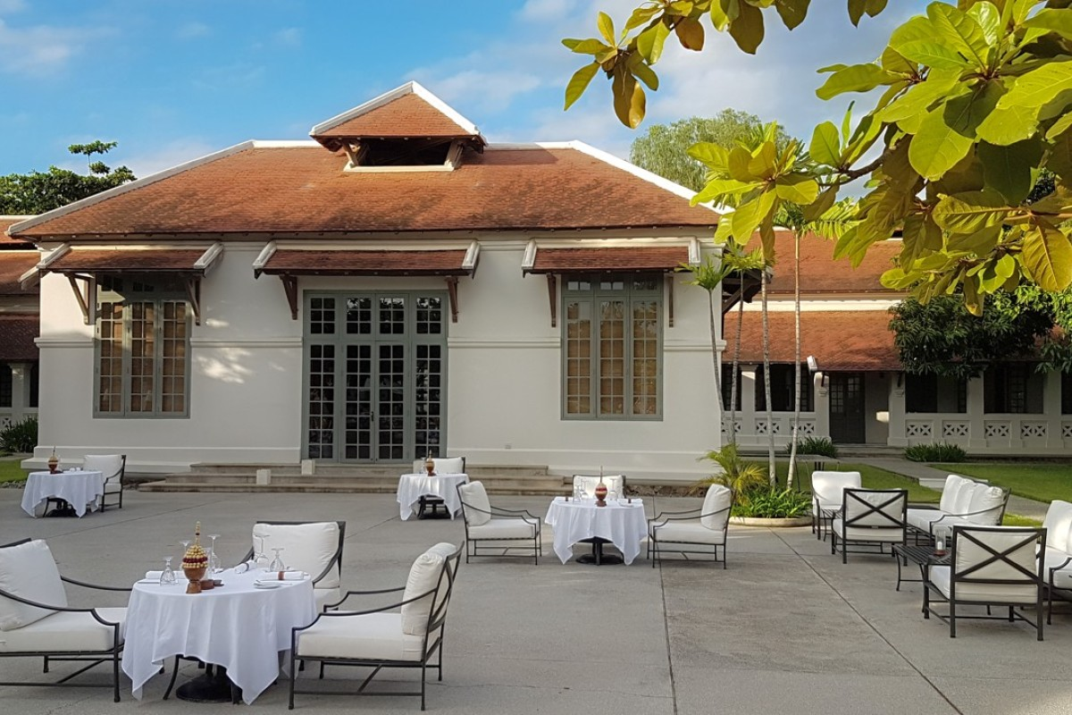 Amantaka, a luxurious landmark in Luang Prabang, offers 24 rooms that effuse a peaceful luxury. Photos: Cedric Tan