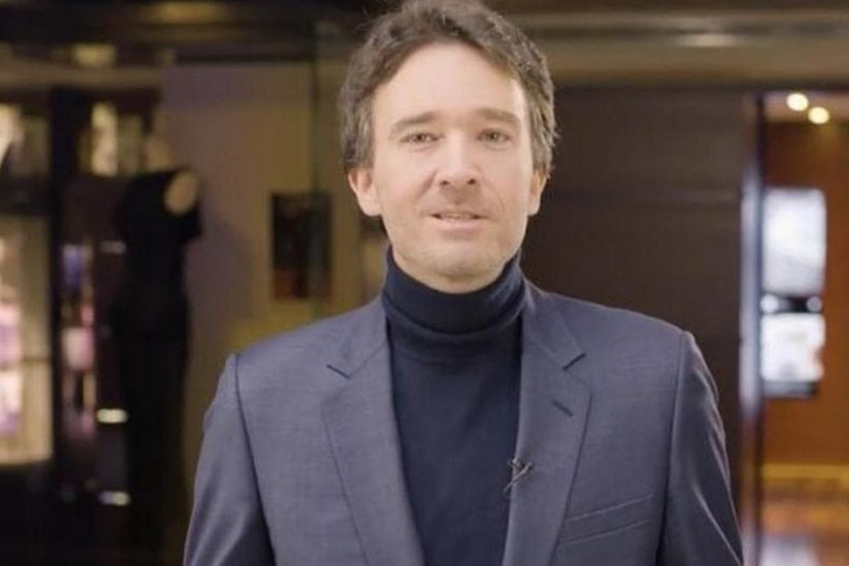 Antoine Arnault, head of global communicationsat LVMH, which opens its doors to the public – particularly those from China – so they can step inside its design houses and interact with artisans during October's Les Journées Particulières event.