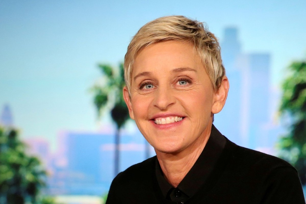 Ellen DeGeneres, who has established a solid reputation as a much-loved US comedian, actress and television host, is now venturing into the fashion business. Photo: Reuters