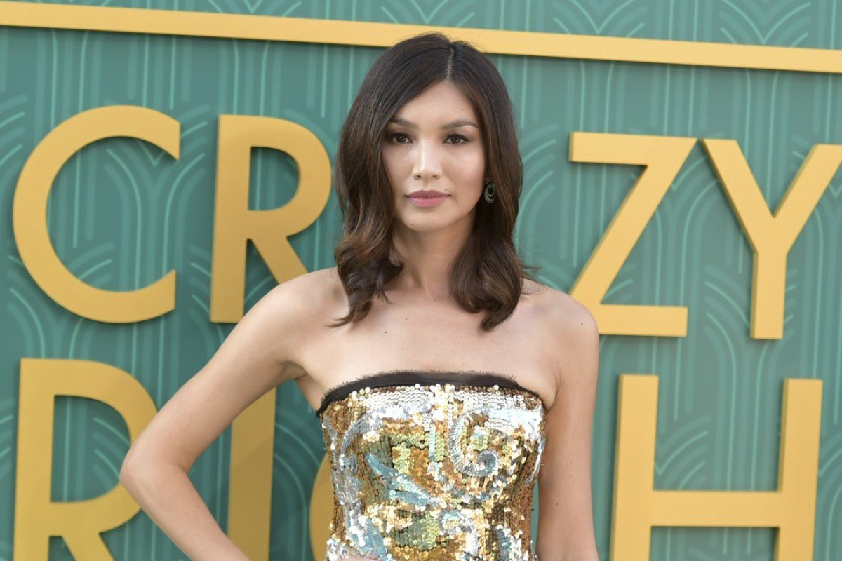 British-born actress Gemma Chan attends the Los Angeles premiere of the hit romantic comedy-drama 'Crazy Rich Asians', in which she plays a supporting role, on August 7. Photo: Invision/AP