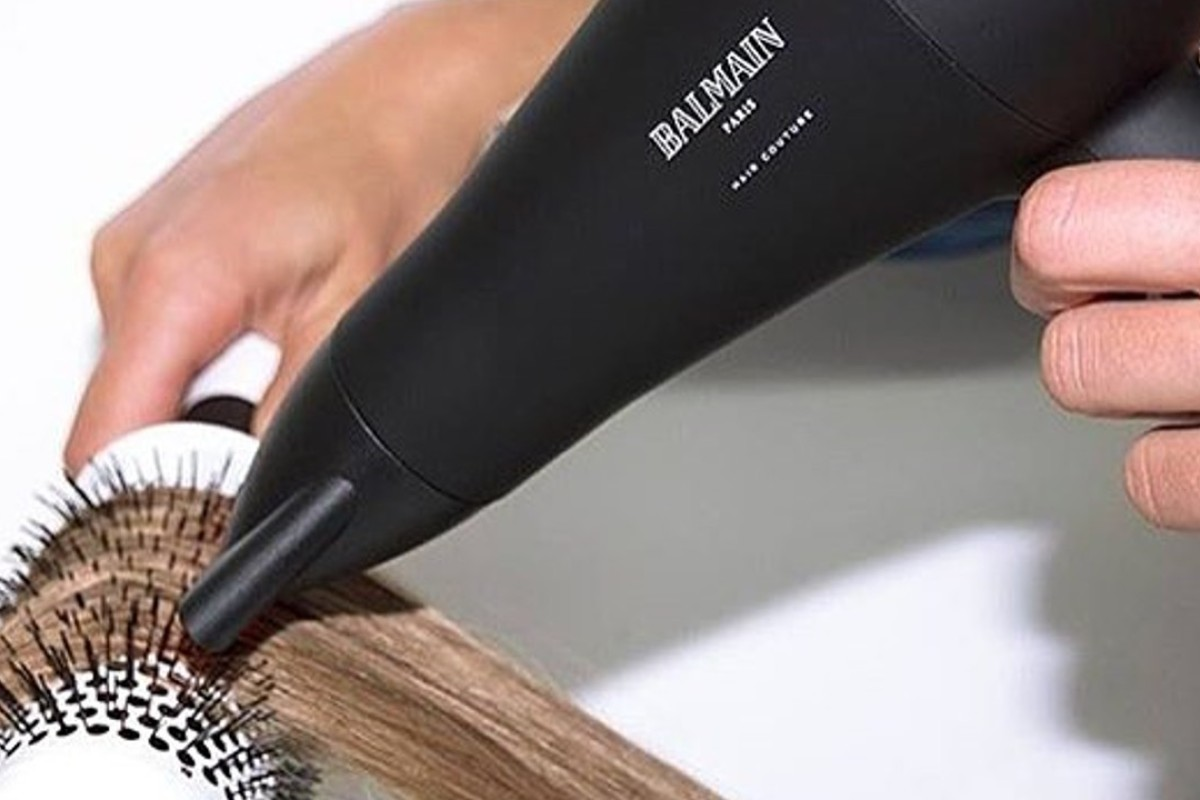 Balmain Hair Couture products are exclusively available at the Met Grand Salon at PARKROYAL Kuala Lumpur hotel. Photo: Instagram @themetkl