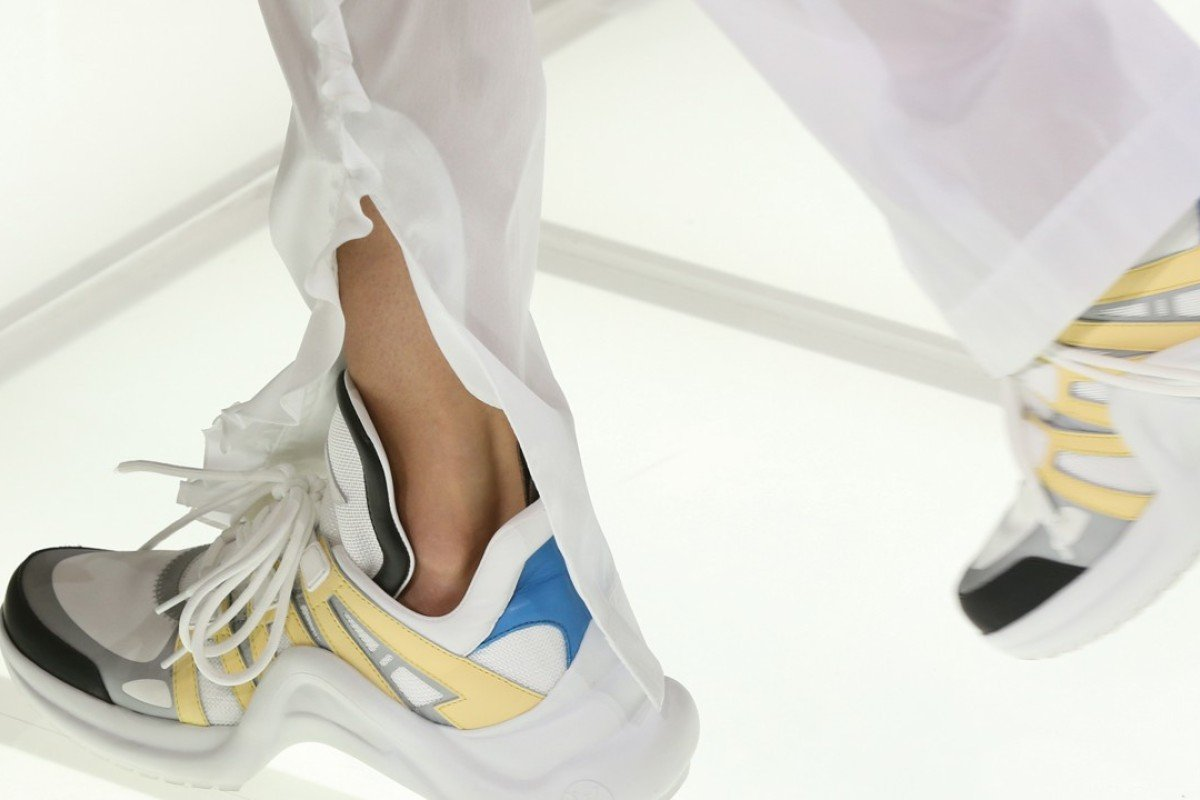 Louis Vuitton's Archlight sneakers set a new trend.