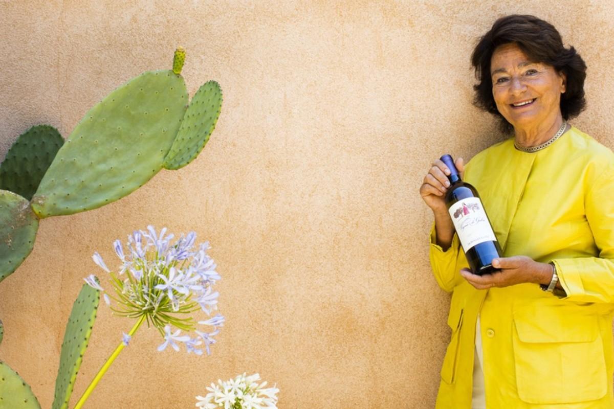 Gabriella Rallo of Donnafugata winery.