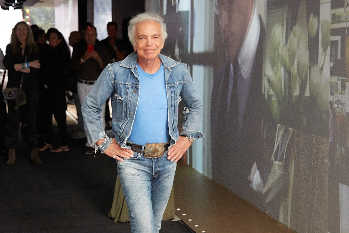 Ralph Lauren has been sporting his signature denim-on-denim look for decades. He also has the ultimate accessory to justify such dedication to the cause, his very own ranch in Colorado.