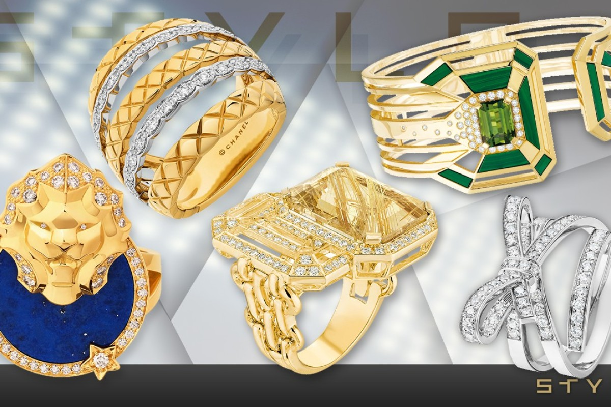 Which showstopping jewellery piece should you wear to your fantasy celeb party?