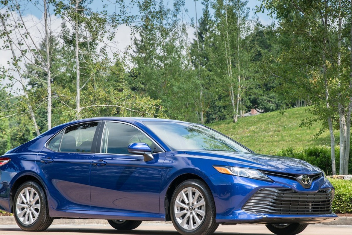 The Toyota Camry Features Innovative Technology And Ranks Fourth Among Top 10 Cars Millennials Are