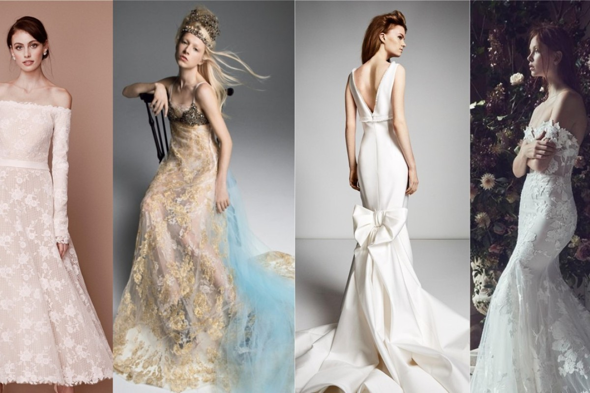 Most Stunning Wedding Dresses From New York Bridal Fashion