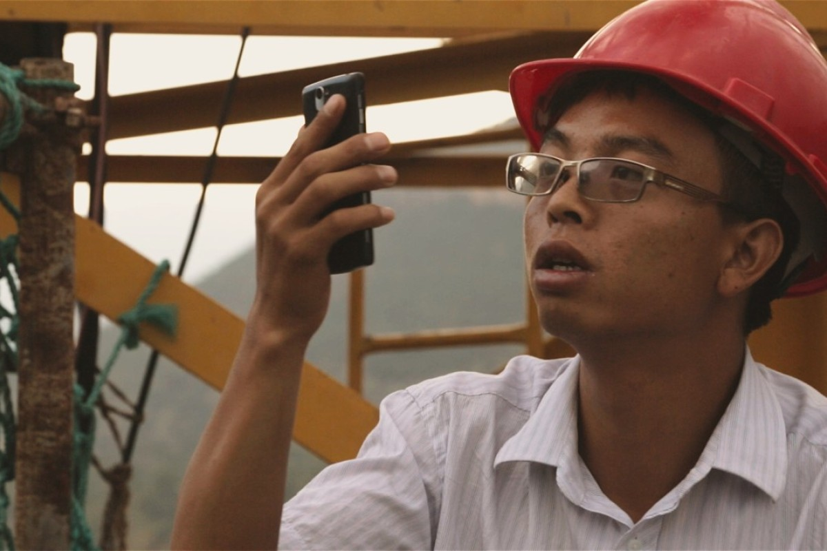 Bao Wangli, a Chinese engineer in Ethiopia, in a scene from Better Angels. Photo: Better Angels