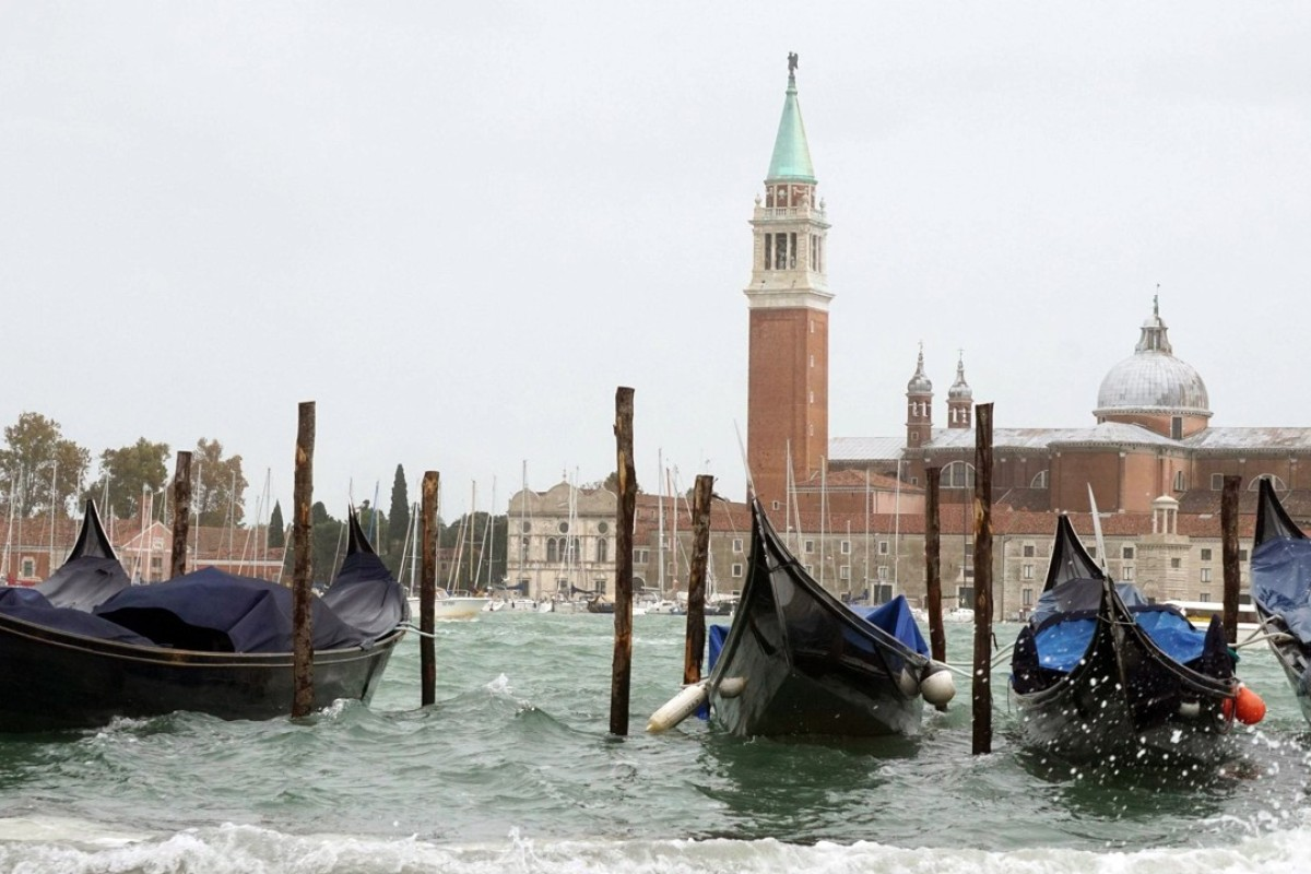 Venice lost its status as a great power because of the arrogance of the ruling elite. Photo: EPA