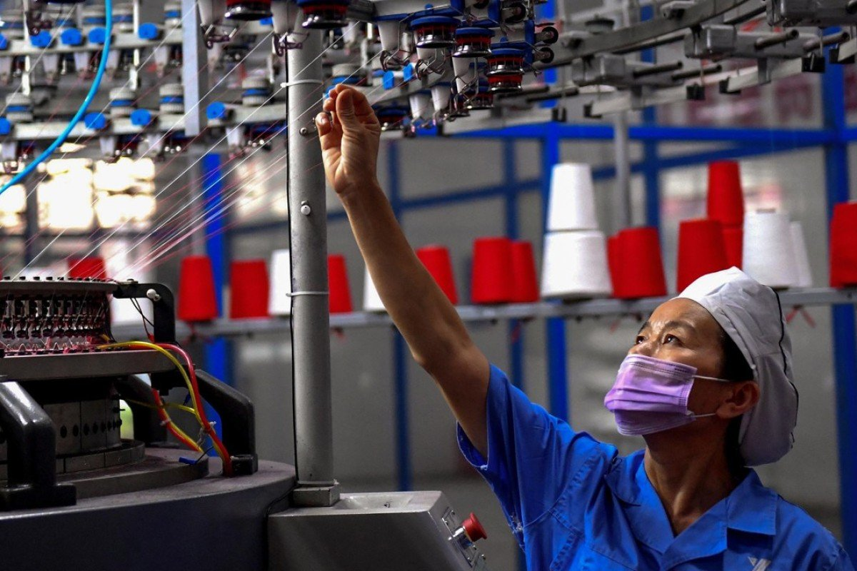 picture Manufacturing: Institute for Supply Management trade war concerns