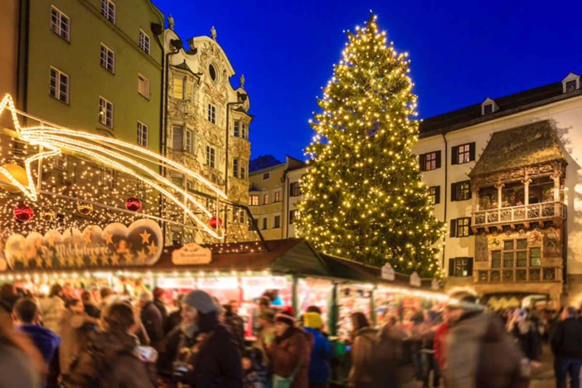 12 beautiful Christmas markets in Europe you should visit | Style ...