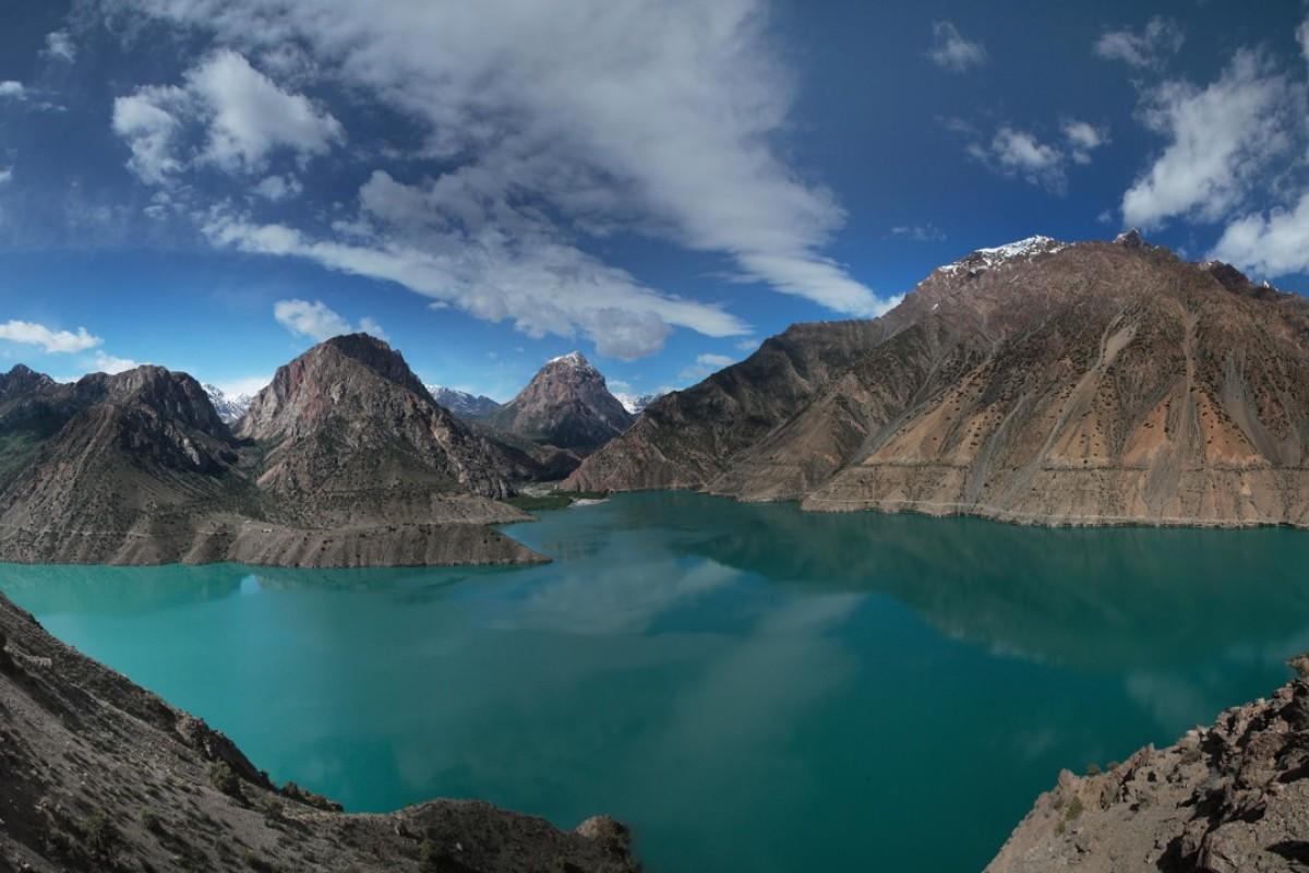 Iskander Kul in Tajikistan. Picture: Alamy