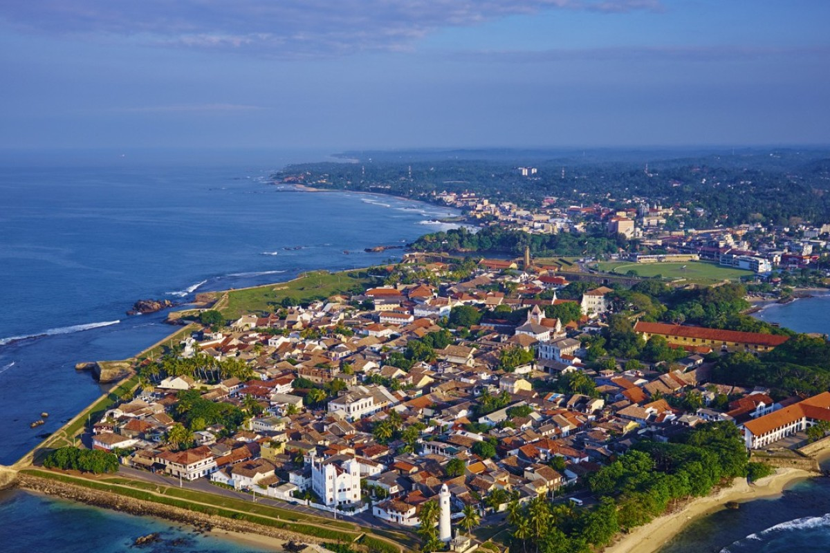 Galle is one of Sri Lanka's most popular tourist destinations. Photo: Travel Post Magazine