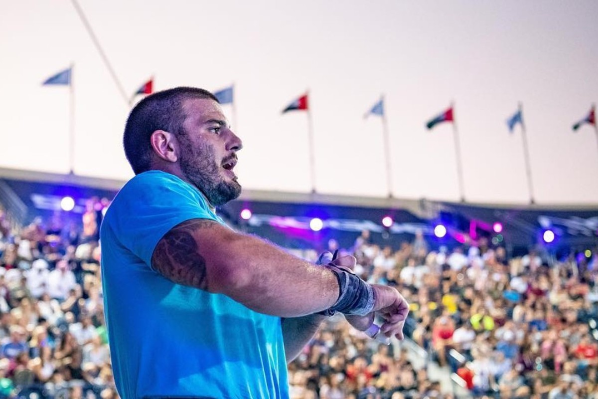 Mat Fraser dominated the final two days. Photos: Dubai CrossFit Championship