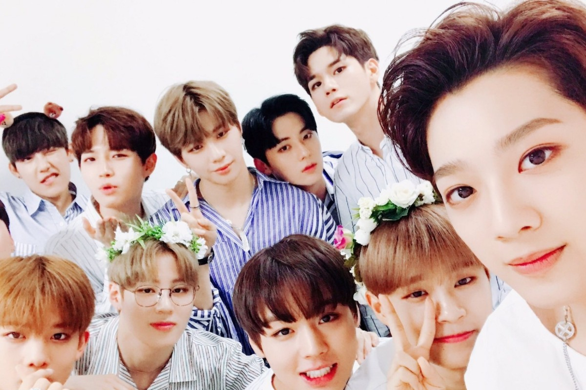 Wanna One, the 11-member K-pop boy band, was formed from contestants taking part in the second series of the hit South Korean reality television programme, 'Produce 101'.