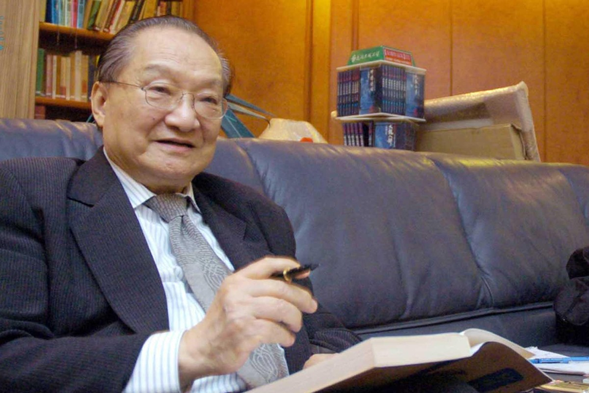 An English translation of A Bond Undone by the late literary legend Louis Cha 'Jin Yong' will be released in January. Picture: Alamy
