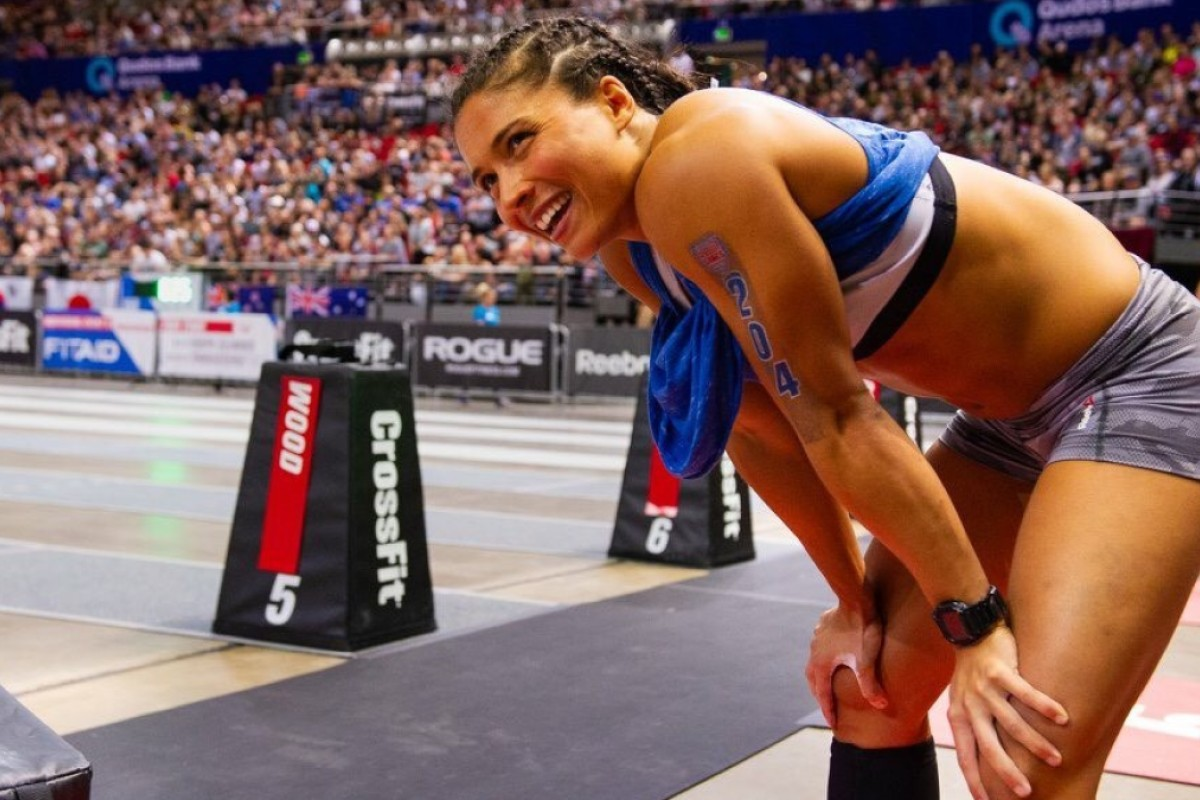 Victoria Campos of Hong Kong looks to be the favourite to qualify for the 2019 CrossFit Games when it comes to Hong Kong and China regarding country representation. Photo: Handout