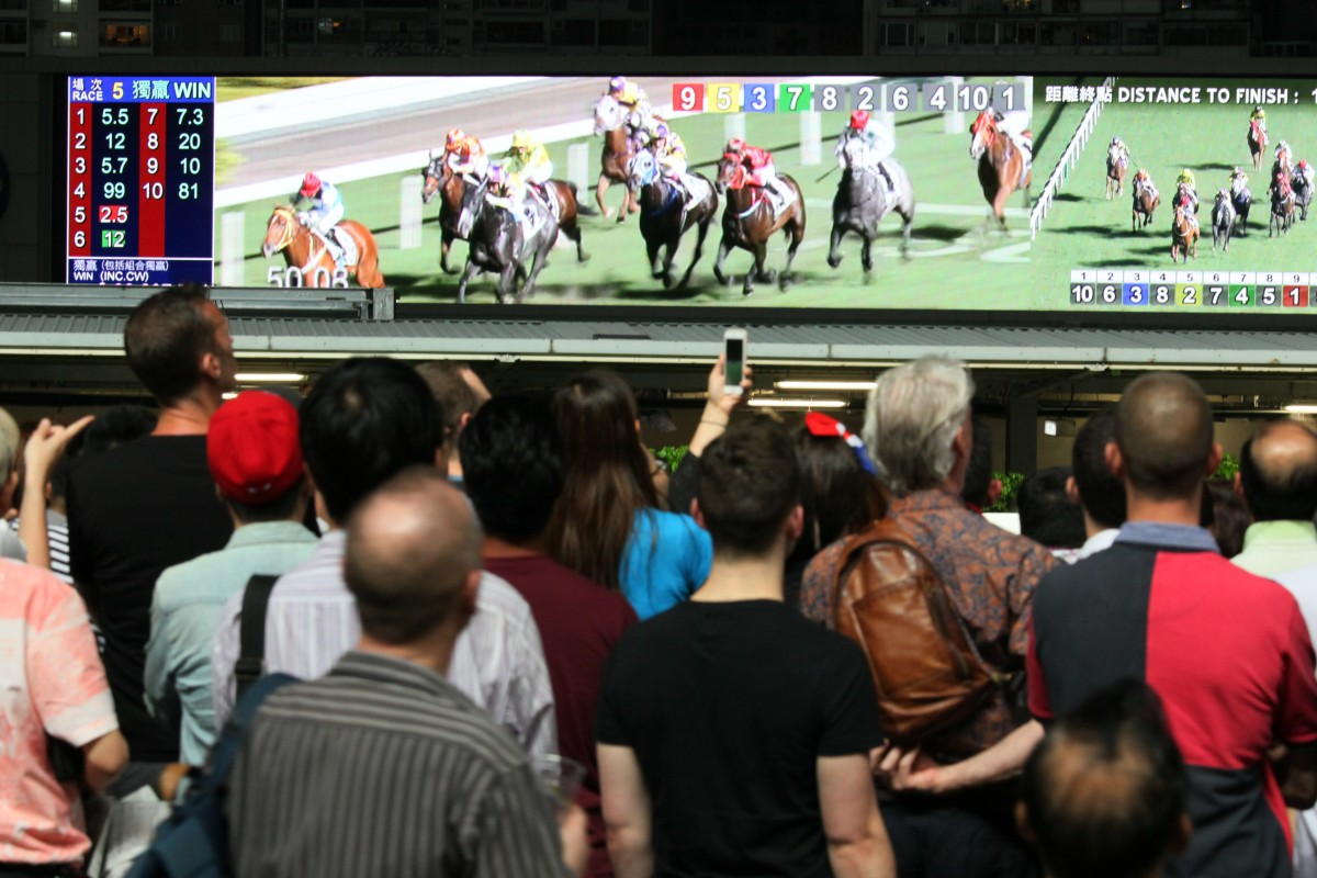 Hong Kong racing is one of the biggest markets for illegal exchange Citibet. Photo: Kenneth Chan