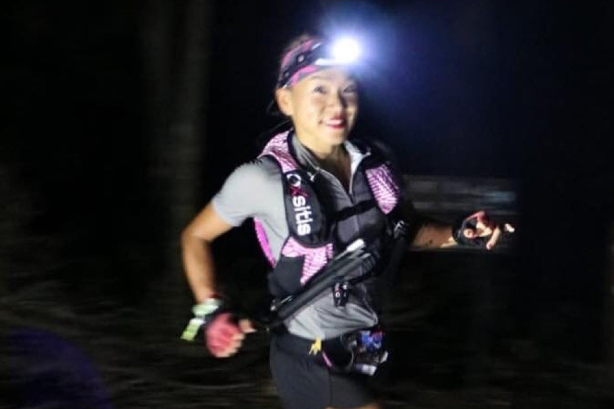Hong Kong local Jcy Ho finished the 50 miles in 14:17.52. Photo: Nine Dragons Ultra