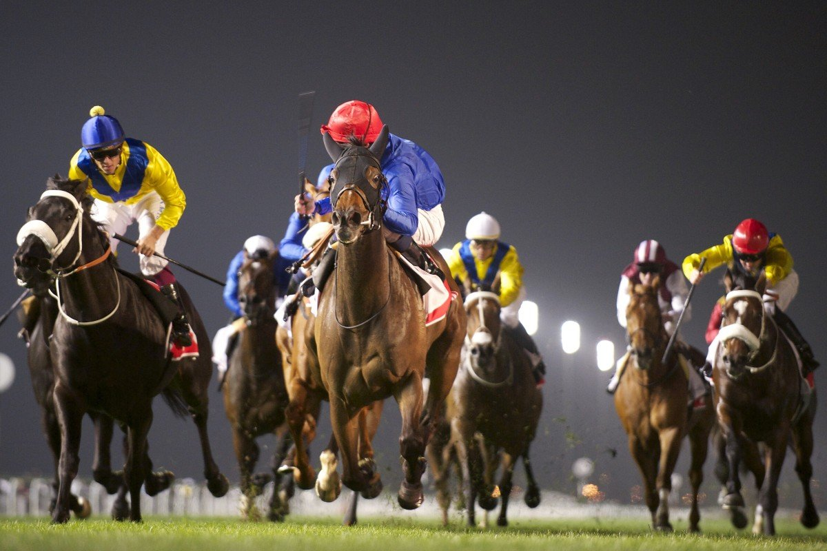 Godolphin's grip on the Dubai World Cup Carnival could strengthen this weekend. Photo: Dubai Racing Club