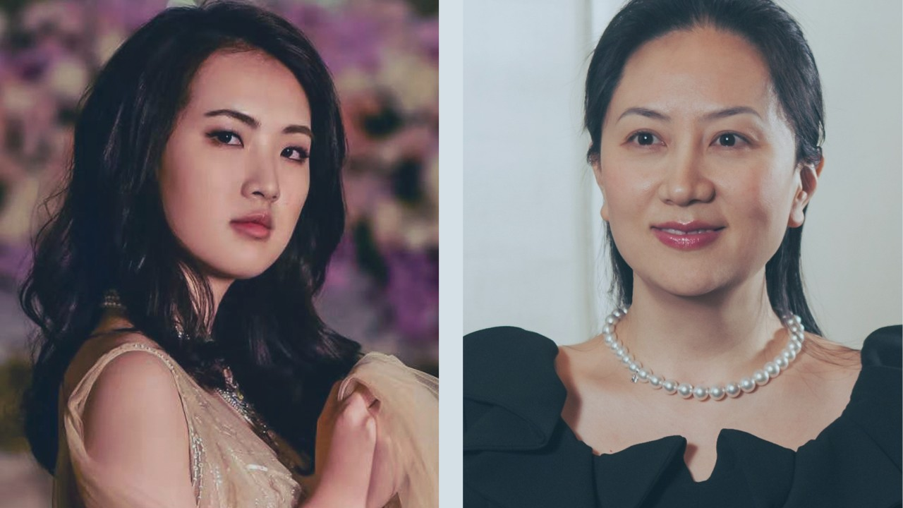 Why Huawei CEO's daughters aren't named after pops - Inkstone