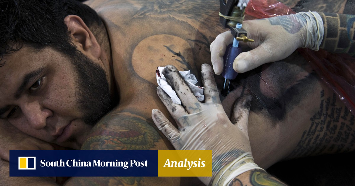 86887b4d0 The surprising science of tattoos, from medicinal benefits to how they  hijack the immune system | South China Morning Post