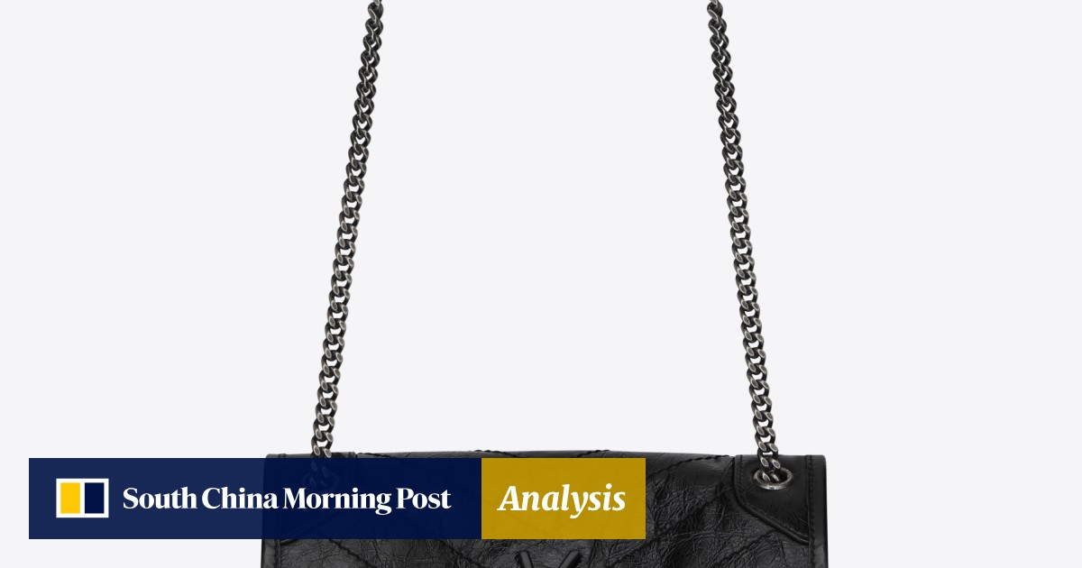 d9c1ba8dc Rock the vintage look with the Saint Laurent Niki bag   South China Morning  Post