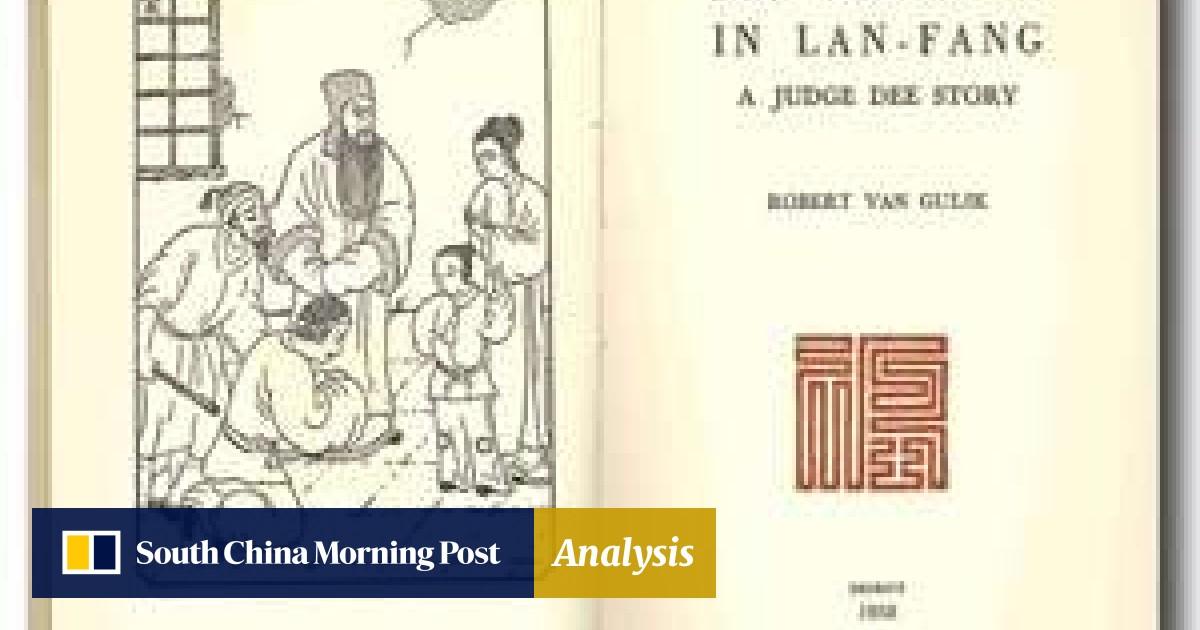 British screenwriters adapting China-based Judge Dee novels