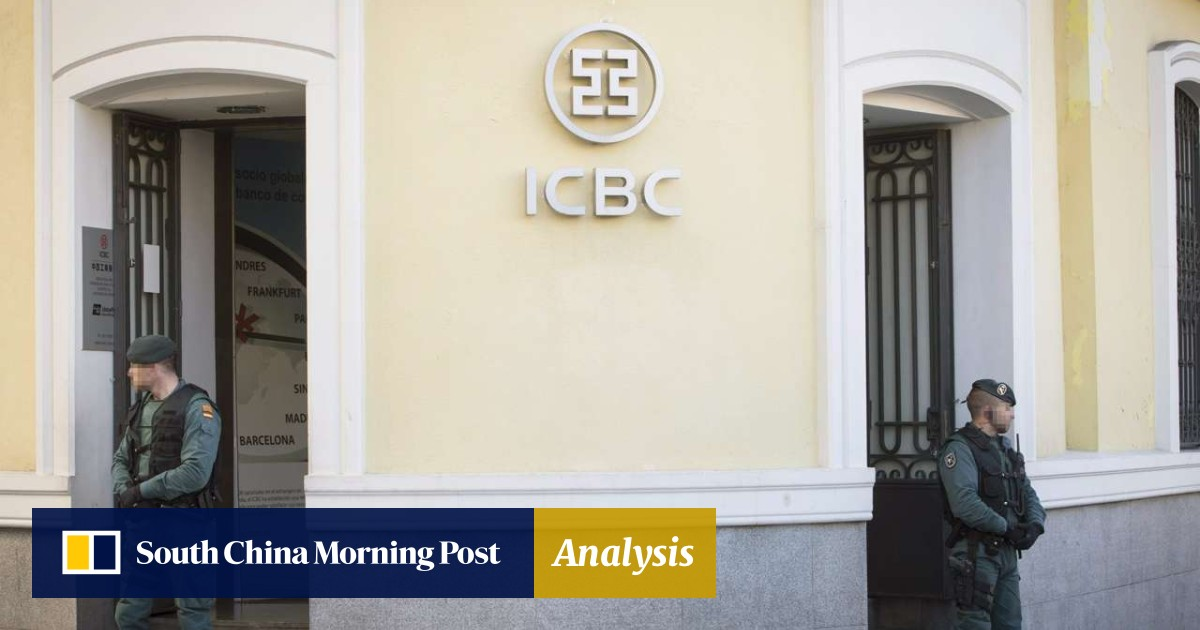 China's ICBC overtakes Wells Fargo as world's most valuable