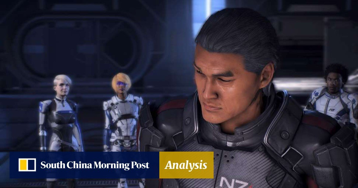 First impressions of the new Mass Effect game – Andromeda | South