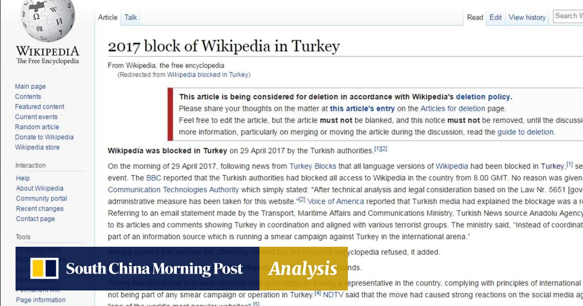 Turkey Bans Tv Dating Shows After Blocking Wikipedia Access South
