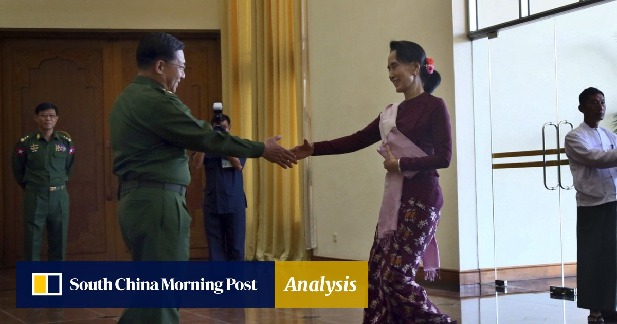 Top Myanmar general defends military's 'clearance operations
