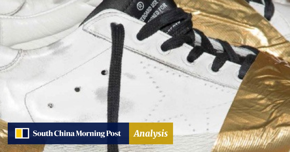 4b2fc23b4ae445 How cult label Golden Goose took flight with sneakers scuffed ...