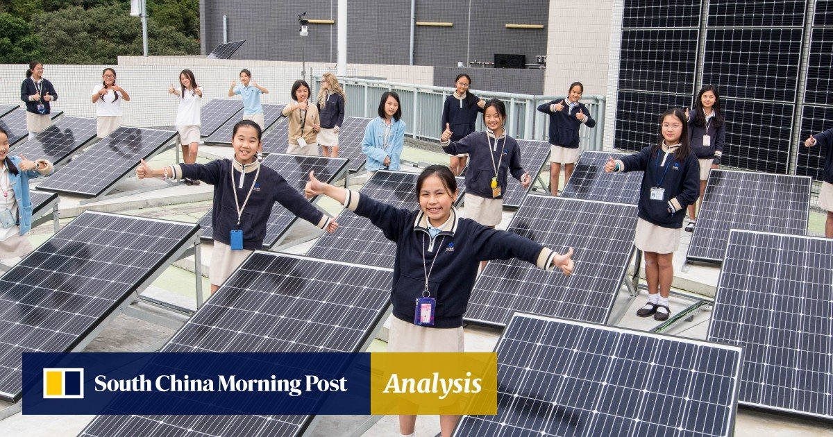 How two green schools in Hong Kong are teaching sustainability to