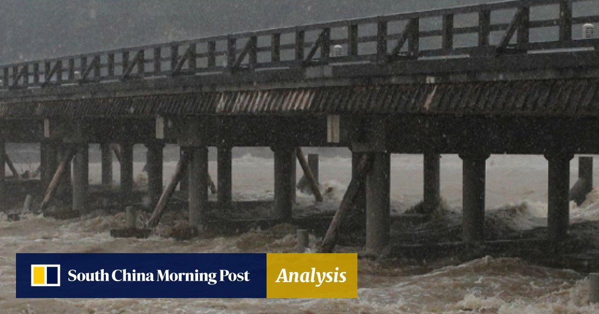 Japan Battered By Heavy Rains Across Several Prefectures