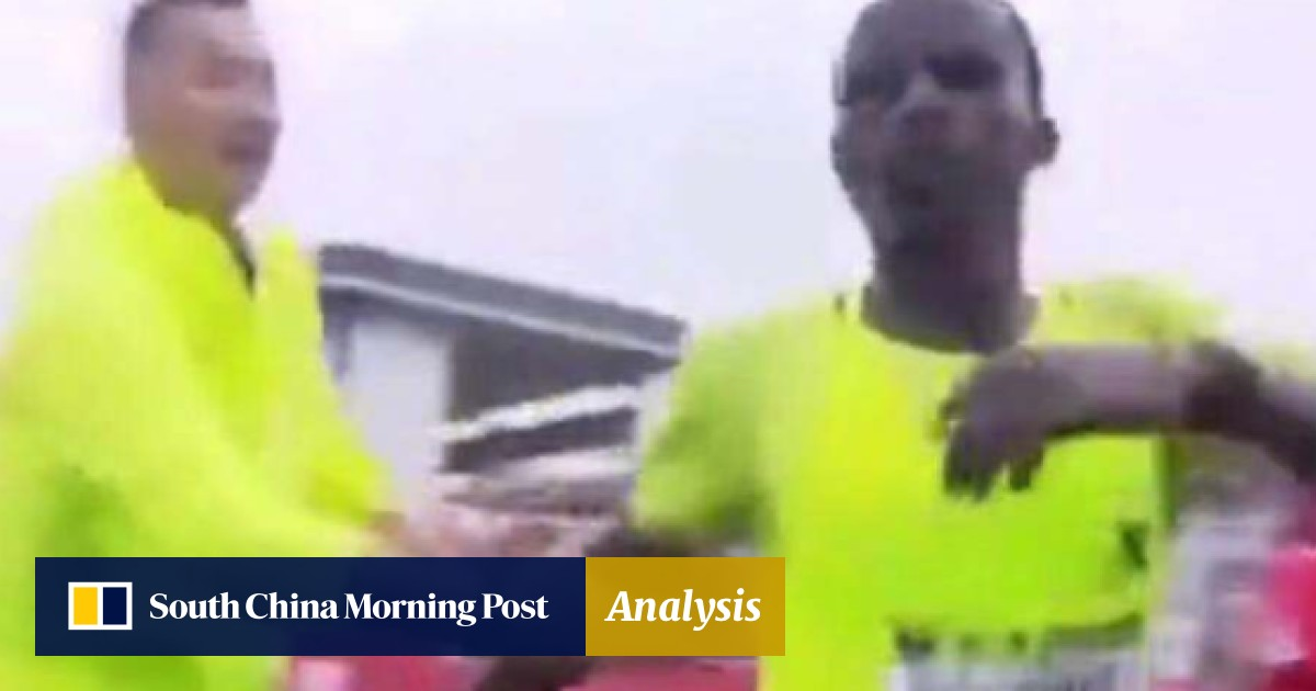More marathon drama in China as Ethiopian runner forced to a stop at