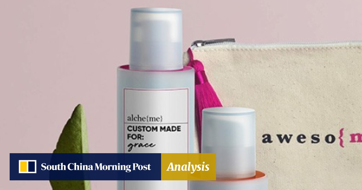 Custom skincare: how tech is shaking up the way we buy beauty