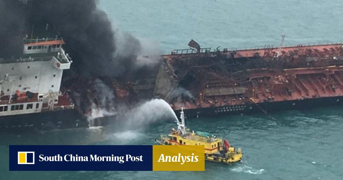 One dead, two still missing after explosion rips through oil