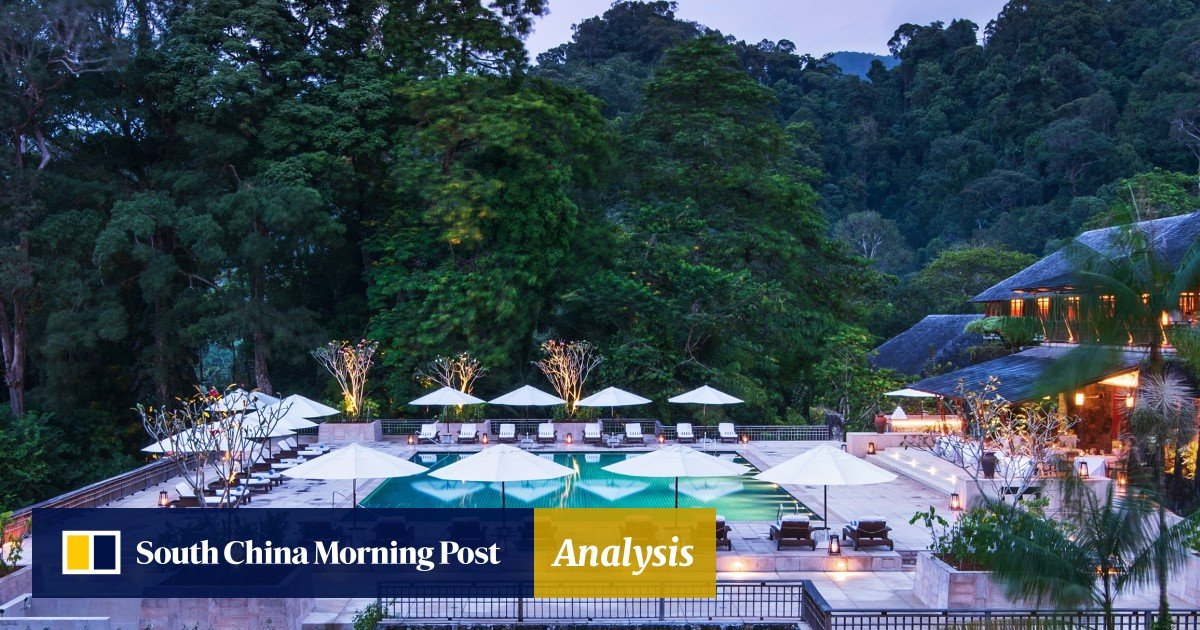 The Datai Langkawi, where the rainforest meets the ocean – just