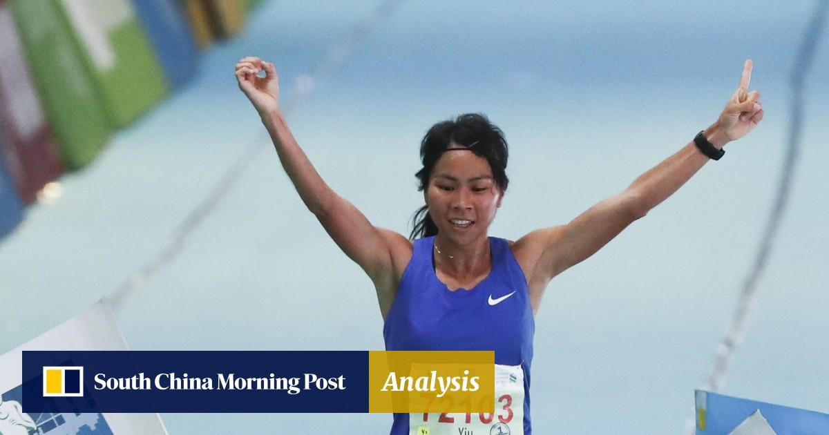 Hong Kong Marathon: Christy Yiu makes stunning return from pregnancy
